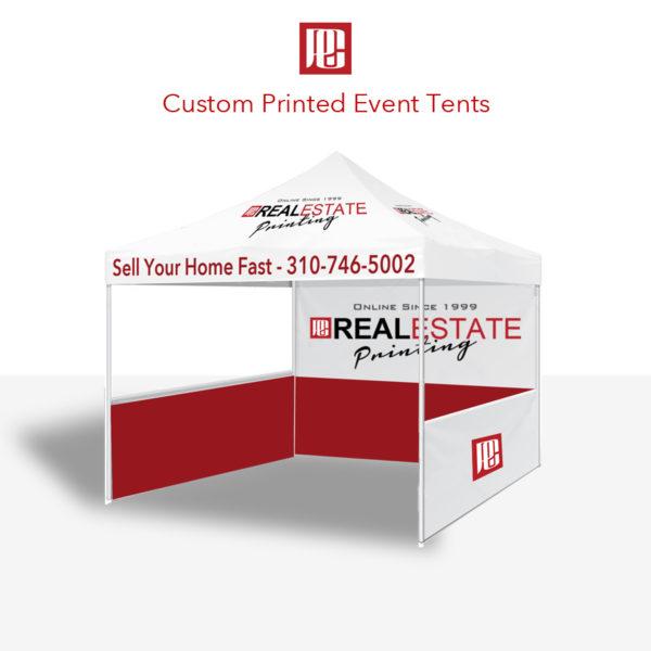 Custom Printed Popup Tent