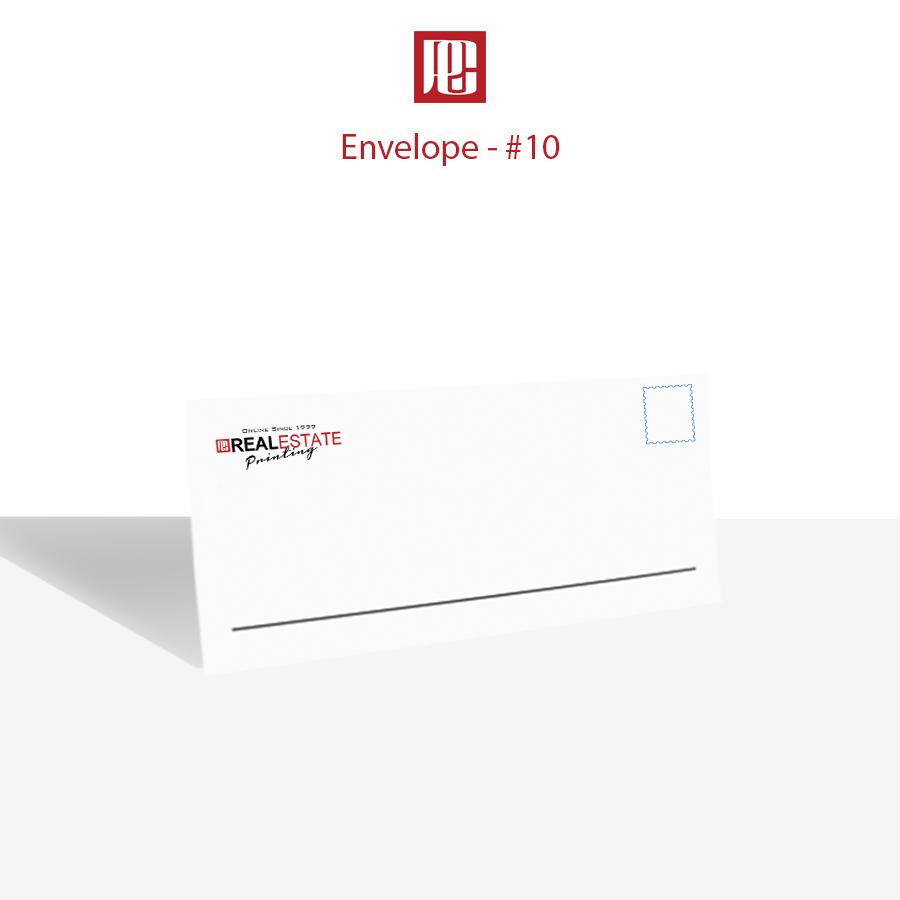 #10 Envelope Printing