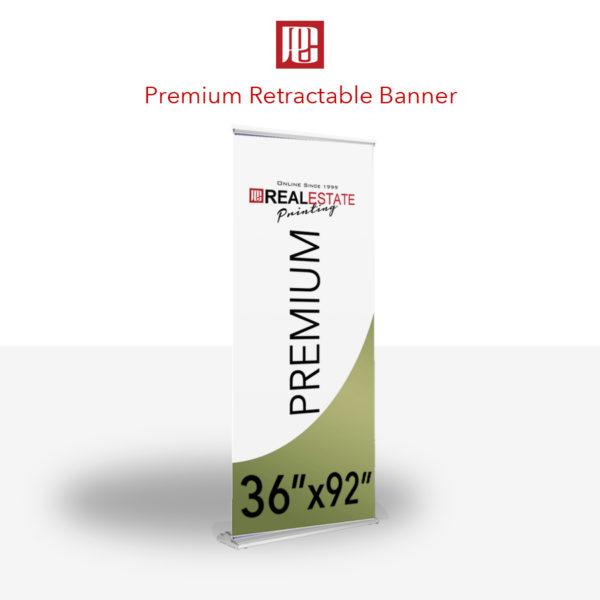 Premium Retractable Banner